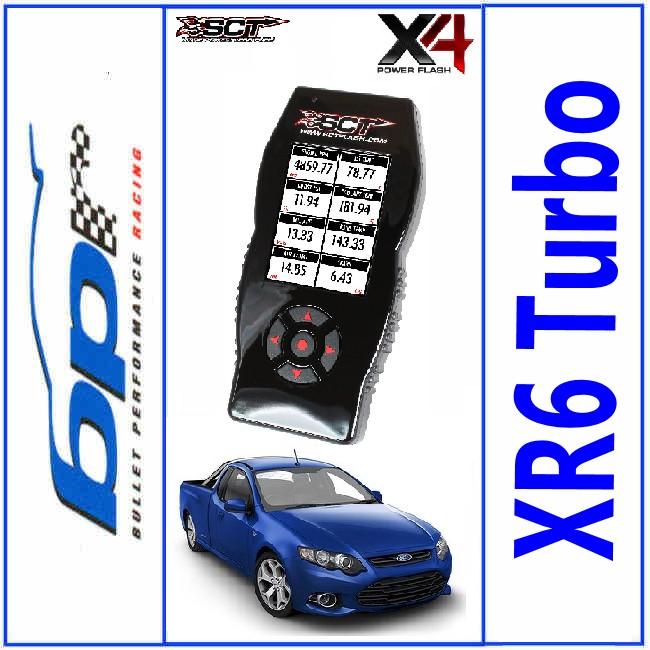 X4 power flash tuner ford xr6 turbo