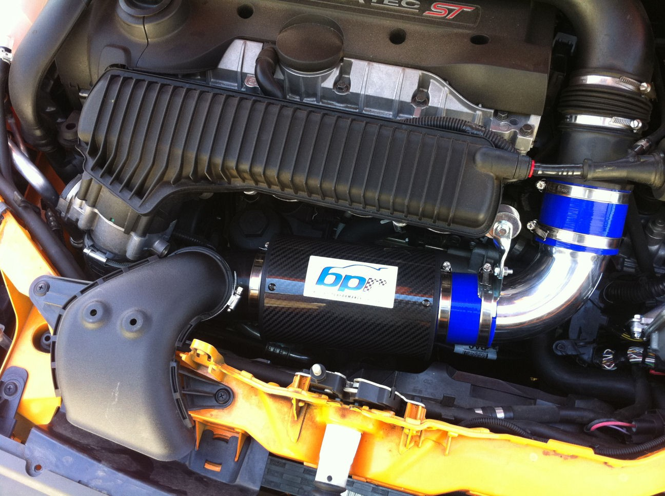 Ford Focus Xr5 Carbon Charger Air Intake System Volvo Shop By Brand
