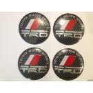 TRD Development Wheel Centre Cap Set