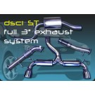 dsci ST Full Exhaust (Race Cat)