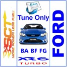 SCT Email Tune - Ford XR6 Turbo